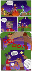 Tales from Illiad: Campfire Stories by Fullmetaldragon001