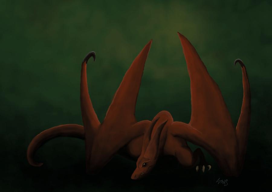 my Dragon by anythingLDA