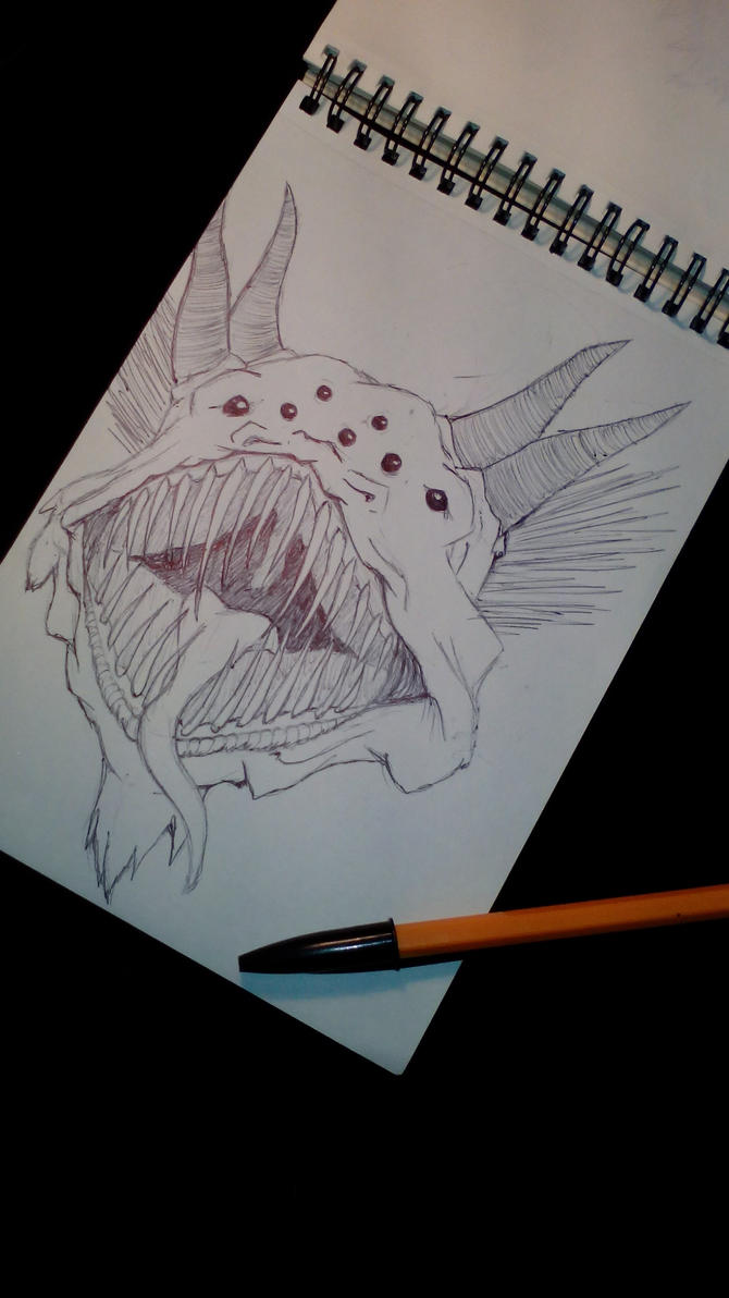 Aracno-dragon by anythingLDA