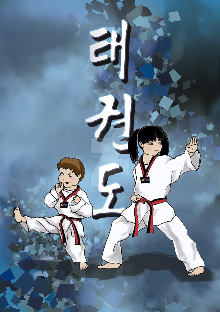 Taekwondo by anythingLDA