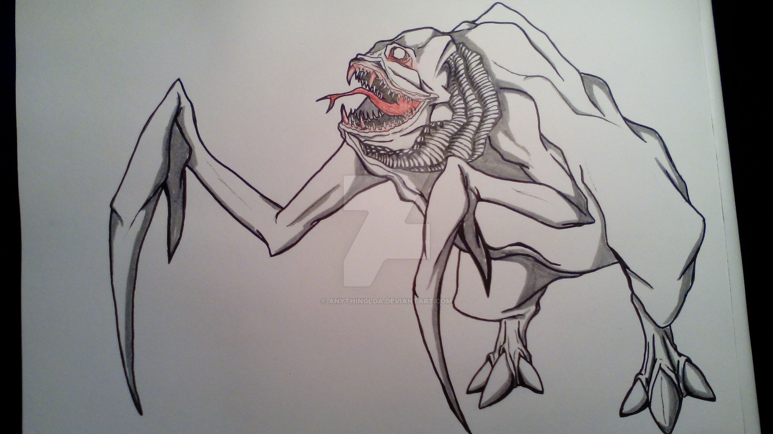 Dragonfish?? by anythingLDA