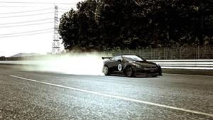 2007 Nissan GTR @ Tsukuba Circuit