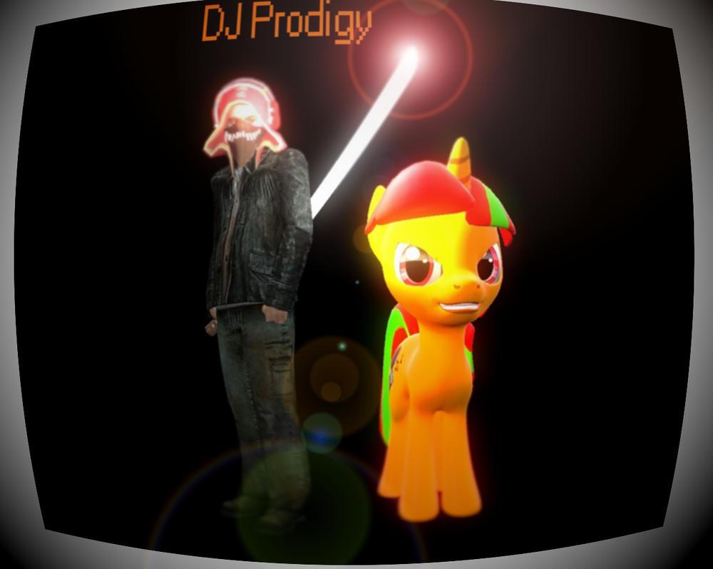DJ Prodigy by TheProdigy100