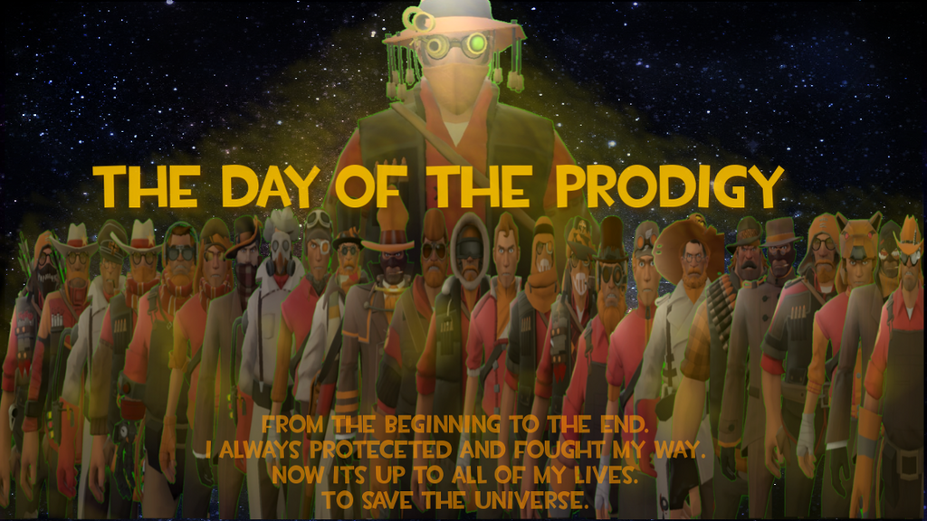The Day Of The Prodigy Poster. by TheProdigy100