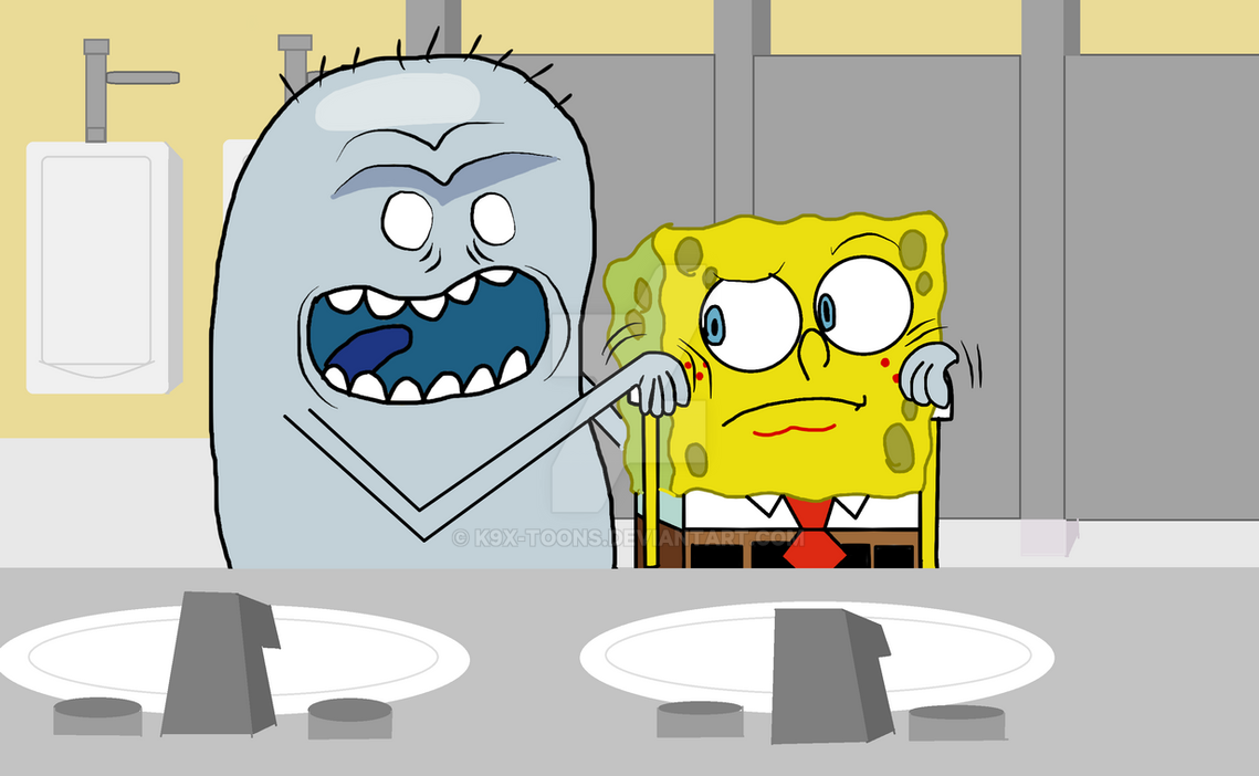 Mr Jelly And His Daughter By Bethan Powell On Deviantart: SpongeBob Meets Mr. Jelly Bean By TheMarshmallowBunnyX On
