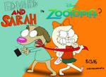 Edward and Sarah in Zooptopia?