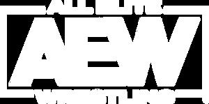 AEW Logo (Clean) (White)