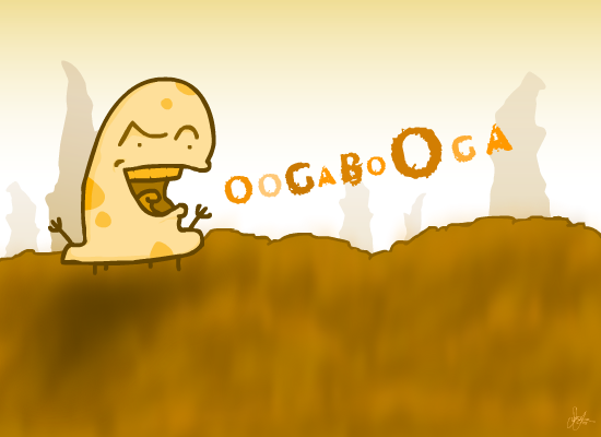 Oogabooga by Bigfoot3290