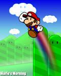 Mario's Morning
