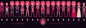 Defective and lost Pink Pearl redraw by SfCabanas15