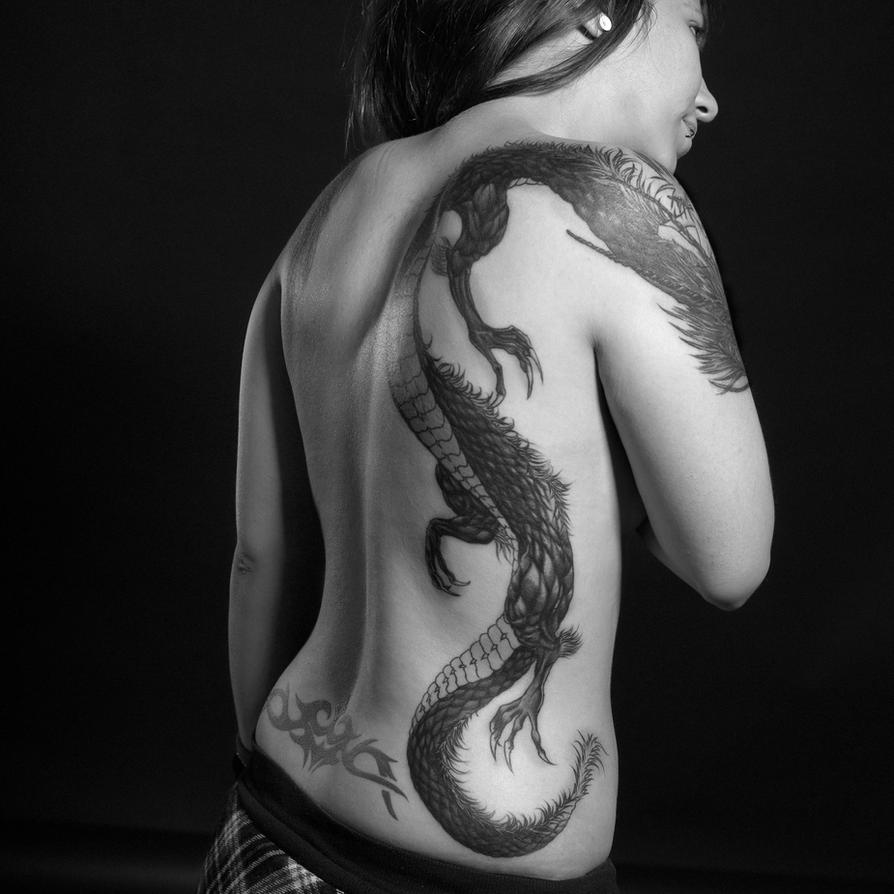 Tattoo Ana by Songochandal