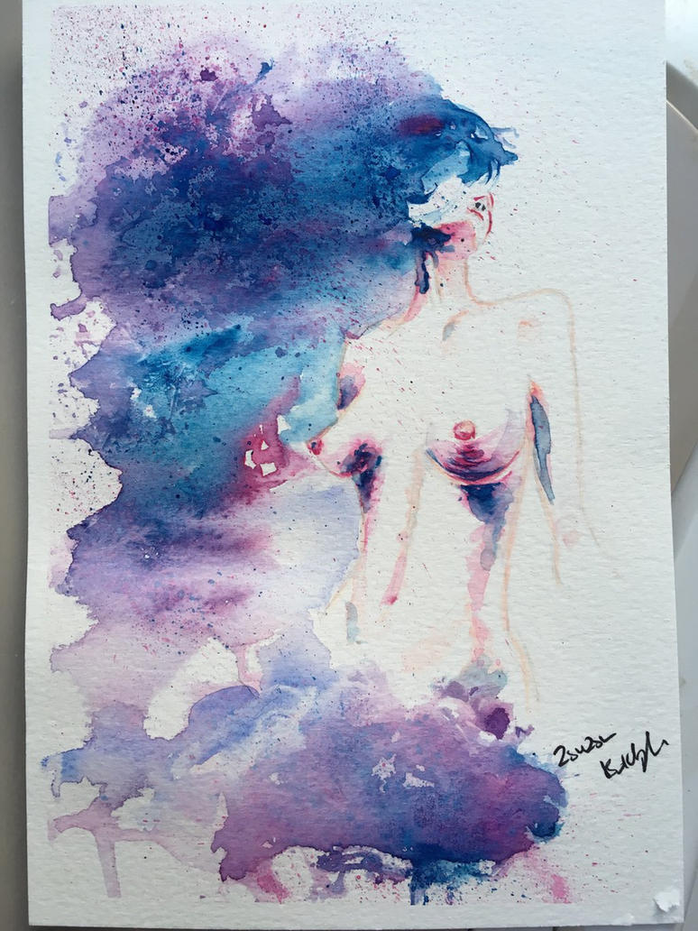 Aquarelle 1  by siby