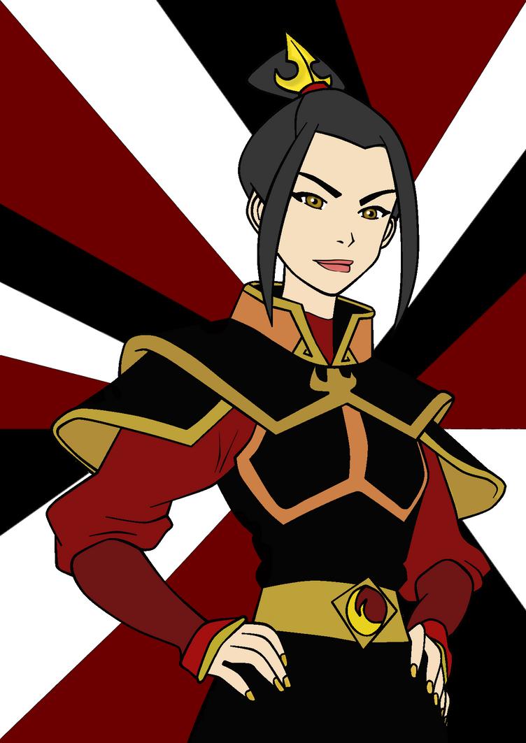 Firelord Azula by SolBrandz