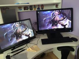 Desk Workspace #1