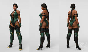 MKD Jade Skin B