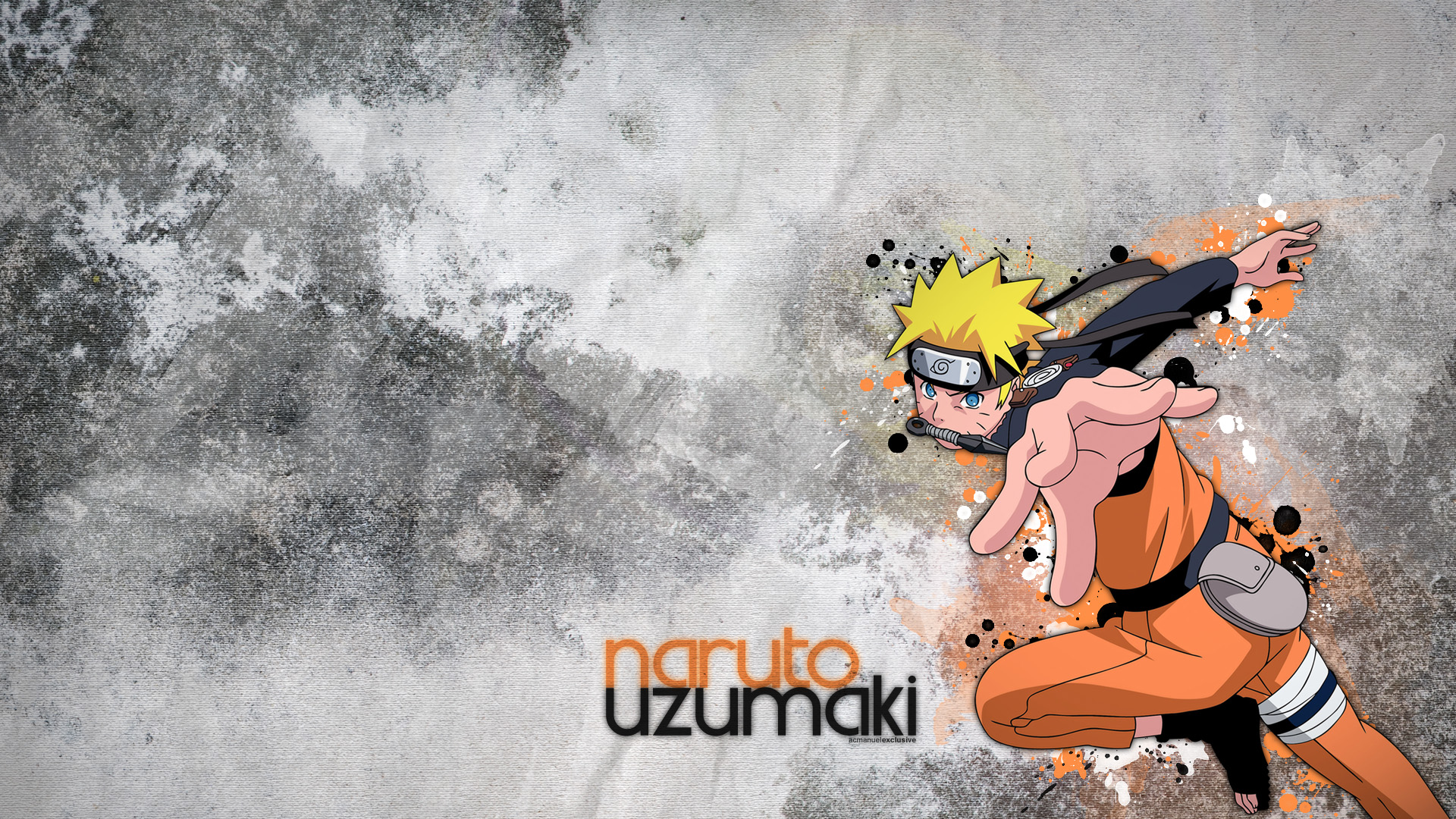 Naruto Wallpaper by acmanuel01
