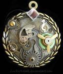 Essence of Steampunk Medal