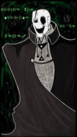 Spooky Scary Gaster..