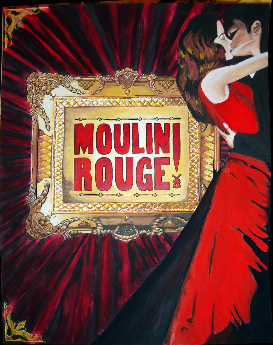 Moulin Rouge by Franchoiss on DeviantArt