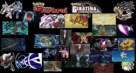 Giratina Sky Warrior User Profile Deviantart