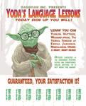 Yoda's Language Lessons