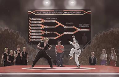 The Karate Kid: Final Fight
