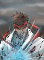 Ryu by LewisTillett