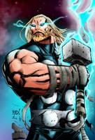 Thor by LewisTillett