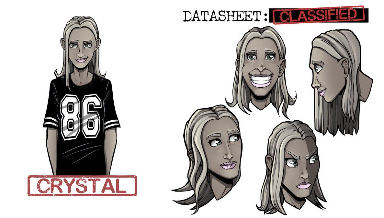 Crystal by LewisTillett