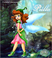 Disney Fairies: Prilla by 77Shaya77