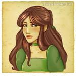 Sketch game: Anisha