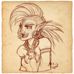 Zal'mah +sketch+