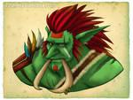 Nok'tal, the BIG warrior