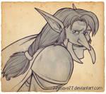Lehon +head sketch+