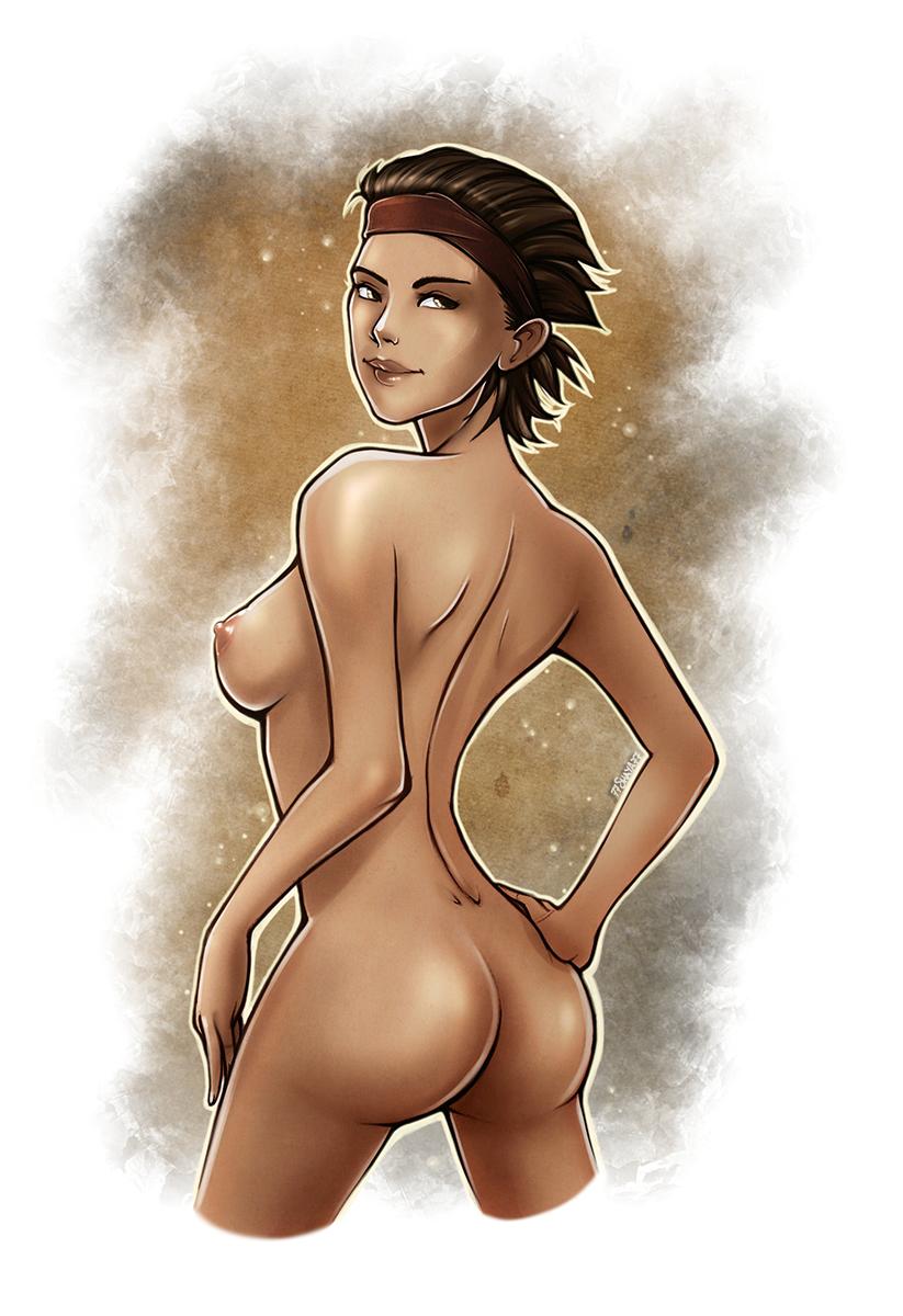 Naked sexy bondage ladies