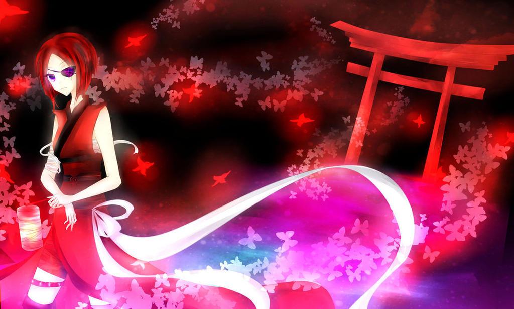 The Carnelian Lantern by yuuike