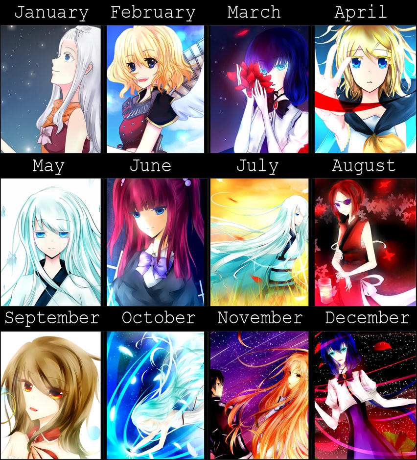 2012 Art Summary by yuuike