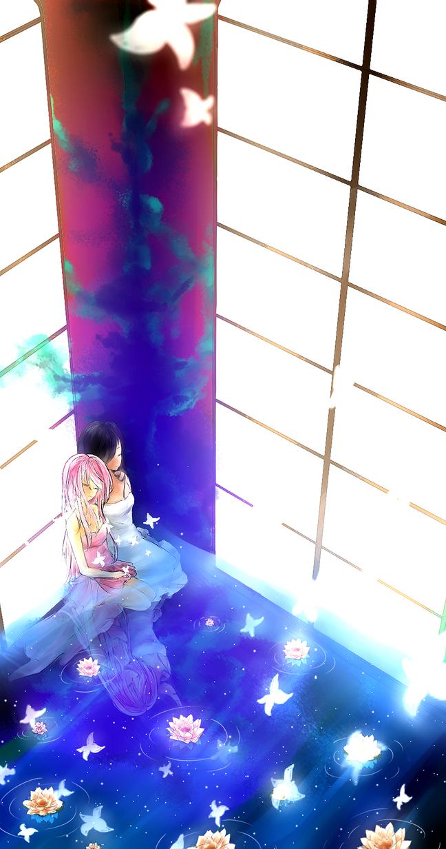 Harmony [+Speedpaint] by yuuike