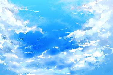 Clouds [Speedpaint] by yuuike