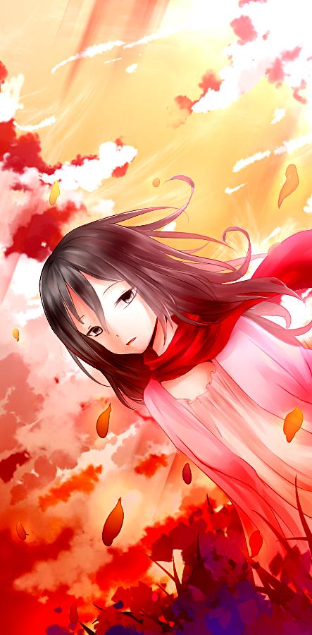Mikasa Ackerman by yuuike