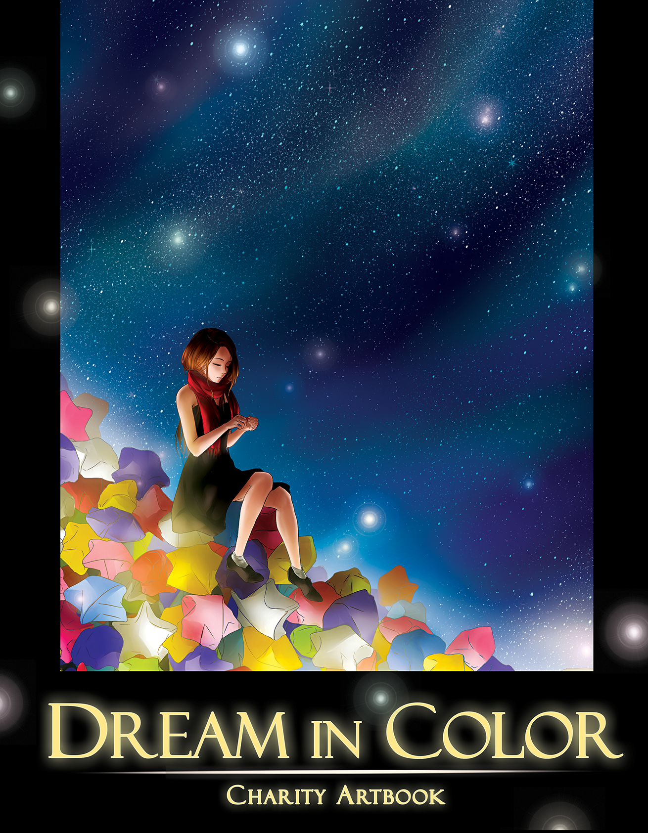 Dream in Color Cover by yuuike