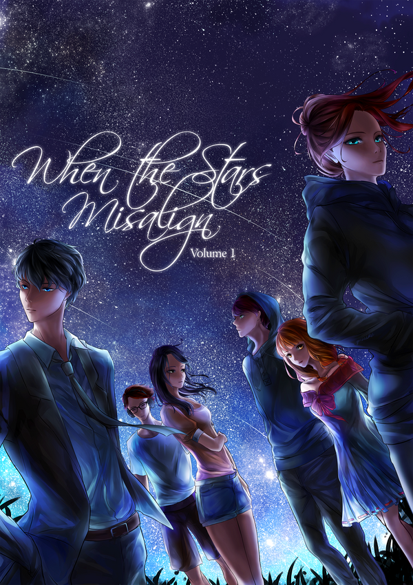 [ORIGINAL MANGA] When the Stars Misalign +video by yuuike