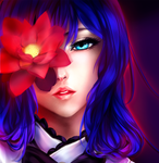 Portrait: Carnation