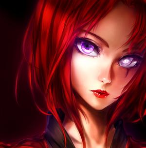 Portrait: Irene