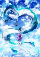 Spirited Away by yuuike