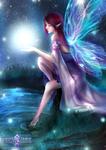 Crystals of Fate - Sprite Healer