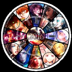 2016 Art Summary by yuuike