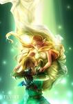 Legend of Zelda: Breath of the Wild [+Speedpaint]