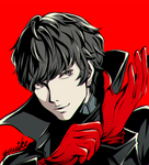 [Persona 5] Protag/Akira Kurusu - Joker