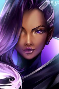 Overwatch - Sombra